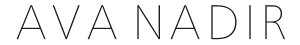 Ava Nadir Logo